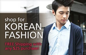 Korean Fashion Men