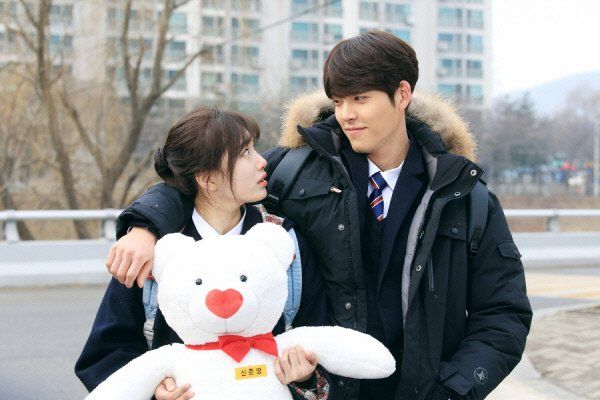 Joon-yeong and No-eul